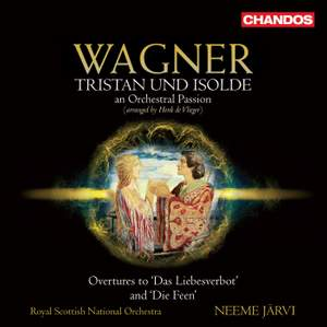 Wagner Transcriptions Volume 3: Tristan und Isolde