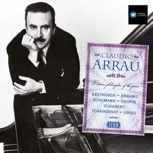 Claudio Arrau: Virtuoso Philosopher of the Piano