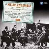Melos Ensemble: Music among Friends