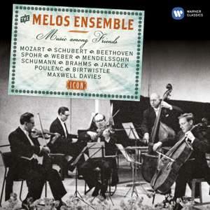 Melos Ensemble: Music among Friends Product Image