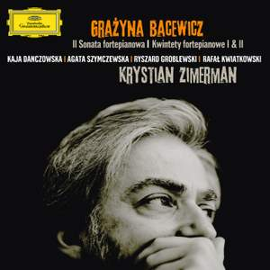 Bacewicz: Piano Sonata No. 2 & Quintets Nos. 1 & 2 Product Image
