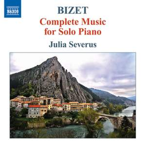 Bizet: Complete Piano Music Product Image