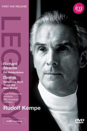 Rudolf Kempe conducts Dvorak & Strauss Product Image