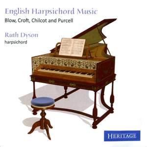 English Harpsichord Music
