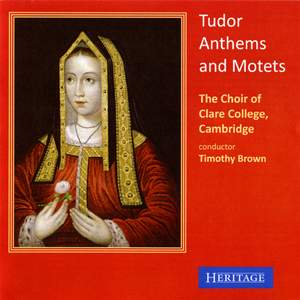 Tudor Anthems & Motets
