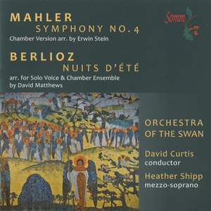 David Curtis conducts Mahler & Berlioz Product Image