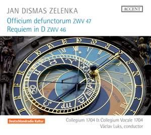 Zelenka: Officium defunctorum & Requiem