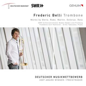 Frederic Belli Trombone Product Image