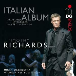 Italian Album Product Image