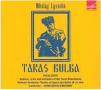 Lysenko: Taras Bulba (highlights)