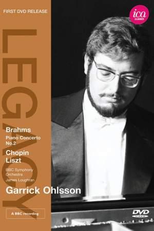 Garrick Ohlsson plays Chopin, Brahms & Liszt
