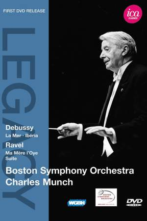 Charles Munch conducts Debussy & Ravel