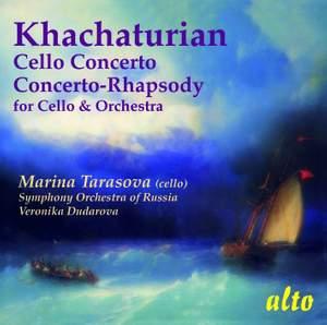 Khachaturian: Cello Concerto & Concerto-Rhapsody Product Image