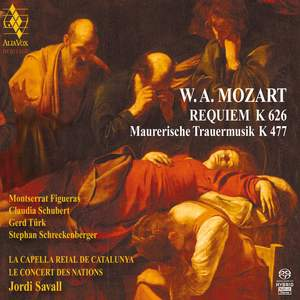 Mozart: Requiem & Funeral Masonic March