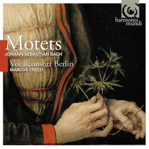 Bach, J S: Motets, BWV225-230
