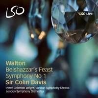 Symphony No. 1; Belshazzar's Feast