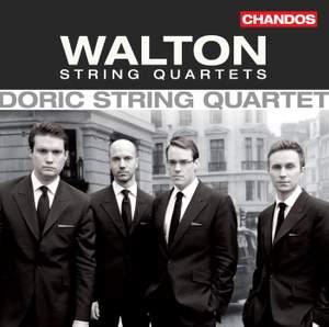 William Walton: String Quartets