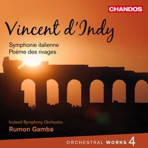 Vincent d'Indy - Orchestral Works Volume 4