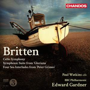 Britten: Symphony for Cello and Orchestra
