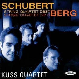 Schubert & Berg: String Quartets
