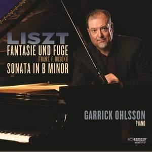 Garrick Ohlsson plays Liszt Volume 1