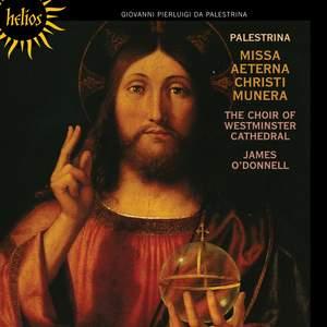 Palestrina: Missa Aeterna Christi munera Product Image