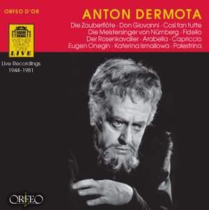 Anton Dermota: Vienna State Opera Recordings 1944-81