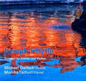Haydn: Sonatas for Piano and Violin