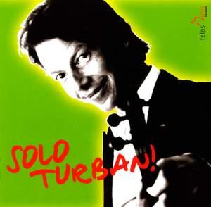Solo Turban: Recital