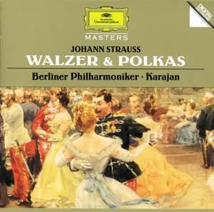 Strauss Family: Waltzes & Polkas