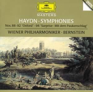 Haydn: Symphonies Nos. 88, 92 & 94