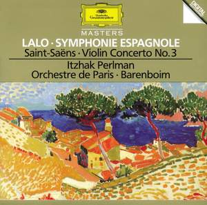 Lalo: Symphony Espagnole