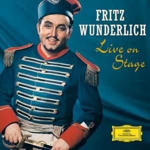 Fritz Wunderlich: Live on Stage