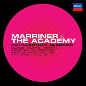 Marriner & The Academy: 20th Century Classics