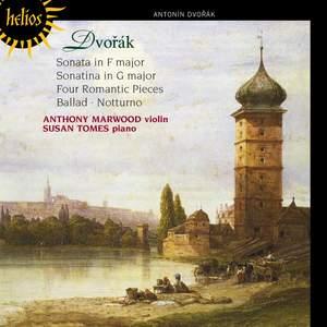 Dvorak: Music for violin & piano