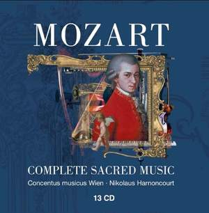 Mozart: Complete Sacred Music