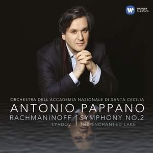 Antonio Pappano conducts Rachmaninov & Liadov