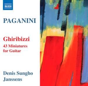 Paganini: Ghiribizzi