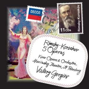 Rimsky Korsakov: 5 Operas