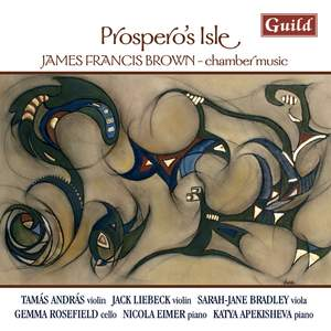 Prospero's Isle - Chamber Music by James Francis Brown Product Image