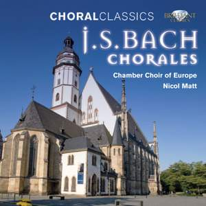 JS Bach: Chorales Product Image