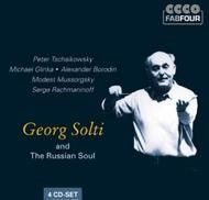 Georg Solti and the Russian Soul