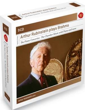 Arthur Rubinstein plays Brahms Product Image