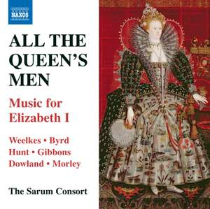 All The Queen's Men: Music for Elizabeth I Product Image