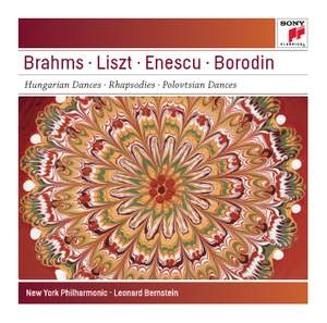 Leonard Bernstein conducts Brahms, Liszt, Enescu & Borodin