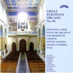 Great European Organs No. 84: San Benedetto, Salerno