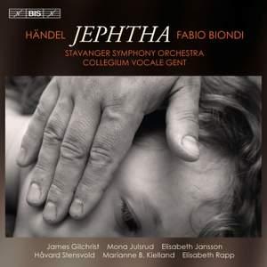 Handel: Jephtha Product Image