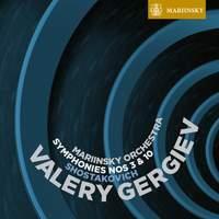 Symphonies No. 10 in E minor & No. 3 in E flat major