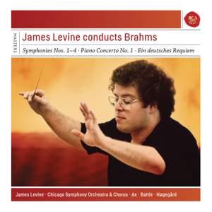 James Levine conducts Brahms
