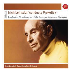 Erich Leinsdorf conducts Prokofiev Product Image